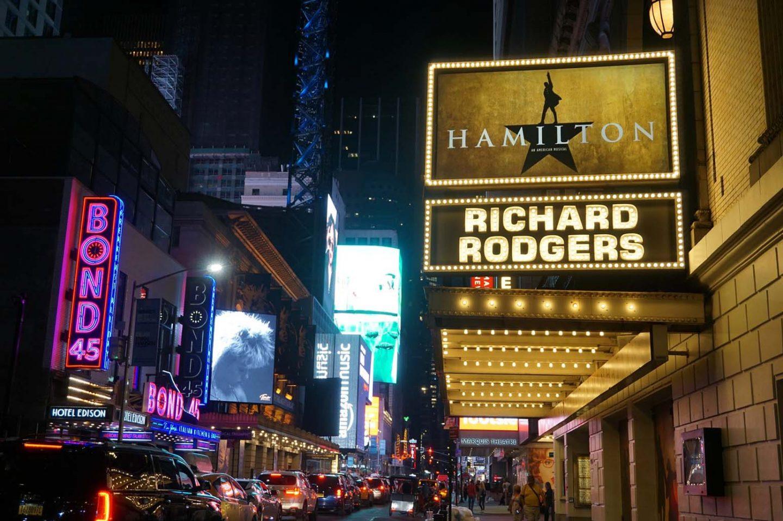 Reasons to See Hamilton