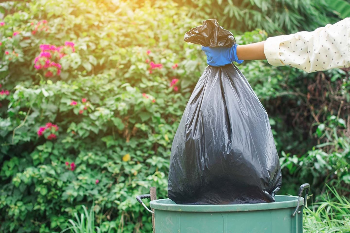 Tips On How To Store Your Waste