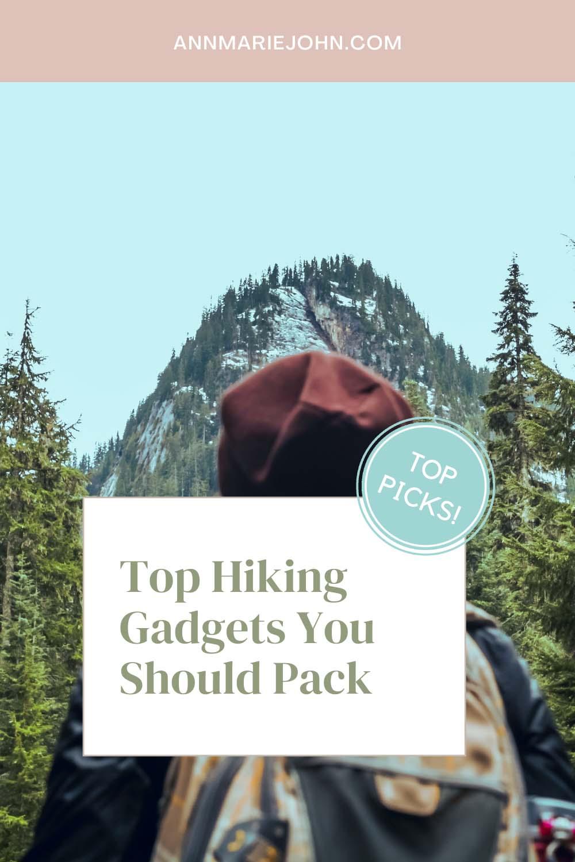 Top Hiking Gadgets