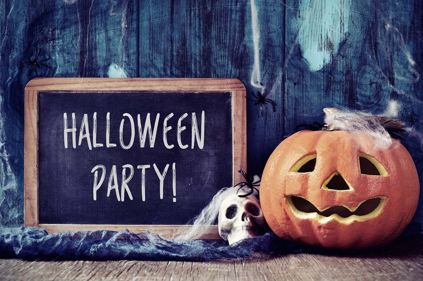 Why Plan A Halloween Party Away From Home